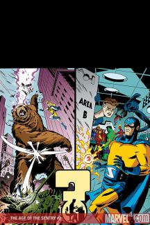 The Age of the Sentry (2008) #2
