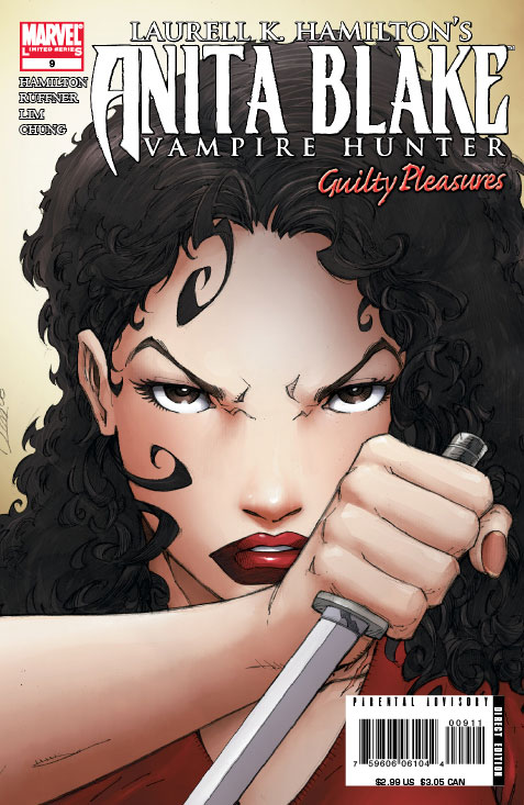 ANITA BLAKE, VAMPIRE HUNTER: GUILTY PLEASURES #9