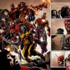 Marvel Zombies 2 #2 Interior Art
