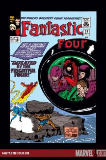 Fantastic Four (1961) #38