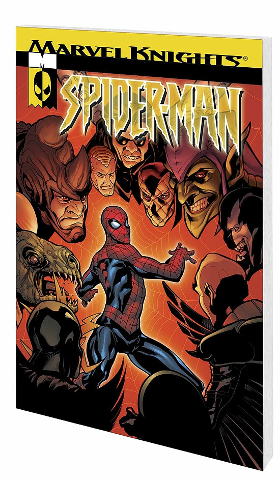 MARVEL KNIGHTS SPIDER-MAN VOL. 3: THE LAST STAND #0