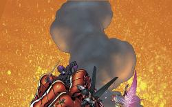 NEW THUNDERBOLTS (2006) #6 COVER