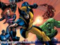 Marvel Adventures the Avengers (2006) #22 Wallpaper