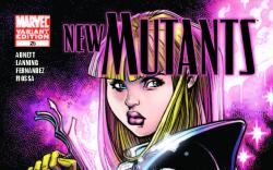 New Mutants (2010) #25, Adams Variant