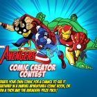 The Avengers: Earth's Mightiest Heroes! Comic Creator Contest