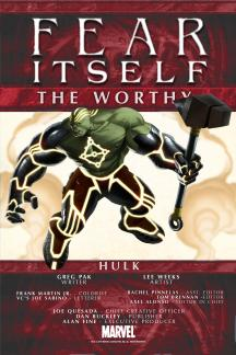 Fear Itself: The Worthy (2011) #5