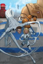Fantastic Four #603 