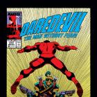 Daredevil (1963) #273 Cover