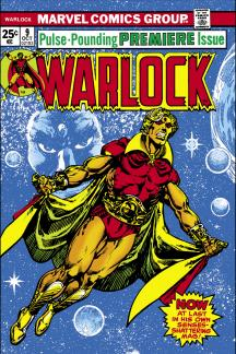 Warlock (1972) #9