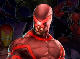Cyclops in Marvel Puzzle Quest