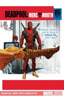 Deadpool: Merc with a Mouth (2009) #9