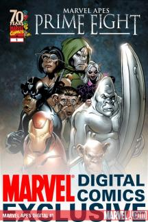 Marvel Apes Digital (2009) #1