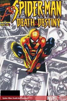 Spider-Man: Death & Destiny #1