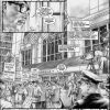MARVELS: EYE OF THE CAMERA #1 (Black and White edition), page 4
