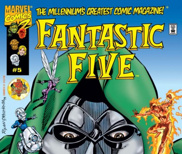Fantastic Five #5