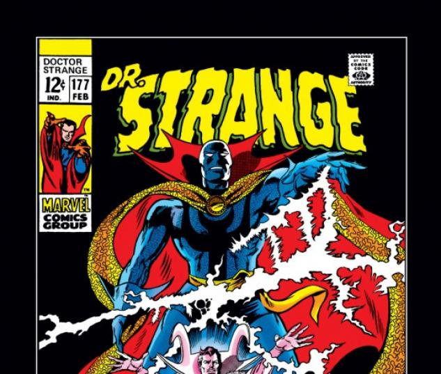 Doctor Strange #177