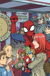 Spider-Man Loves Mary Jane (2005) #5