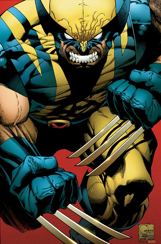 WOLVERINE #36