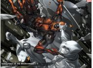 Vengeance of the Moon Knight (2009) #7 (IRON MAN BY DESIGN VARIANT) Wallpaper
