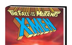 X-Men: Fall Of The Mutants (2010)