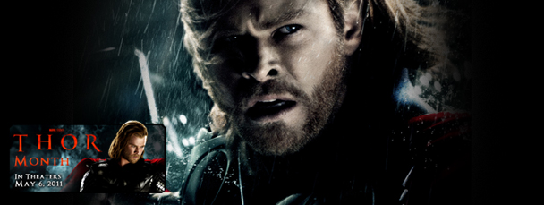 Thor Coming to IMAX 3D Worldwide