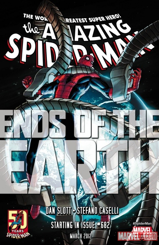 Amazing Spider-Man: Ends of the Earth teaser