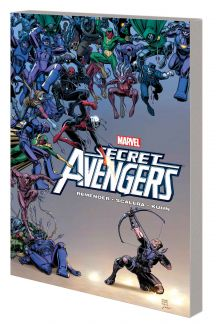 Secret Avengers by Rick Remender Vol. 3 (Trade Paperback)