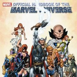 Official Handbook of the Marvel Universe a to Z Vol. 12 (Hardcover)