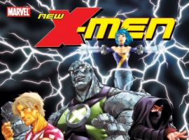NEW X-MEN: CHILDHOOD'S END