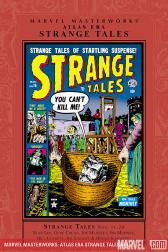 Marvel Masterworks: Atlas Era Strange Tales Vol. 2 (Hardcover)