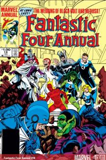 Fantastic Four Annual #18