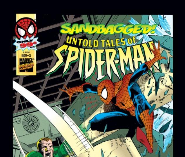 Untold Tales of Spider-Man #3