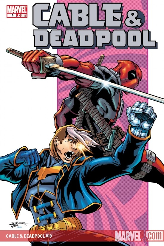 Cable &amp; Deadpool (2004) #19