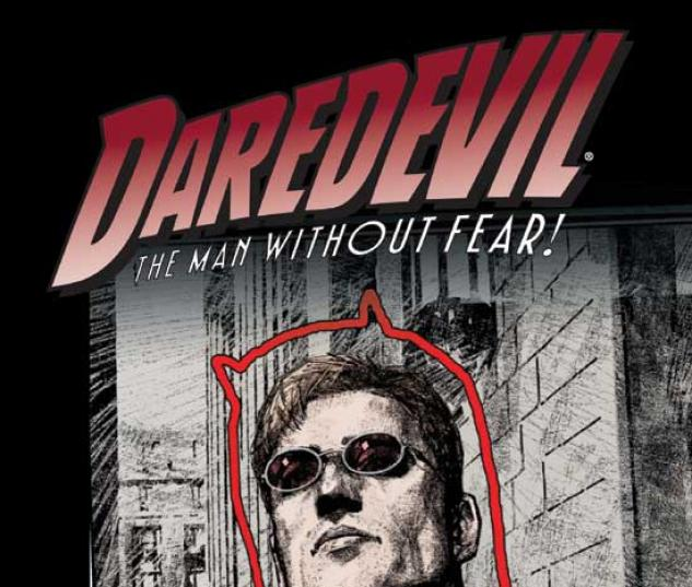 DAREDEVIL VOL. V: OUT TPB COVER