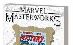 Marvel Masterworks: The Mighty Thor Vol. 1 (Trade Paperback)