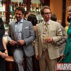 Gwyneth Paltrow, Robert Downey Jr., Sam Rockwell and Leslie Bibb