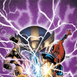 Avengers & the Infinity Gauntlet (2010) #1
