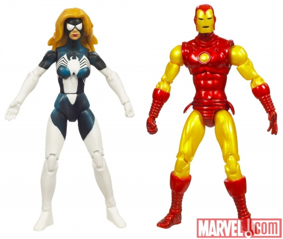 Marvel Universe: Iron Man & Spider-Woman
