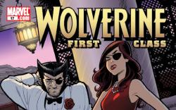 Wolverine: First Class #17