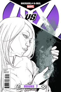 Avengers Vs. X-Men (2012) #7 (Pichelli Sketch Variant)