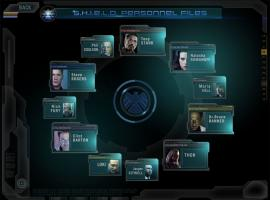 Screenshot from S.H.I.E.L.D. Personnel Files