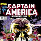 Captain America (1968) #288 Cover