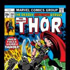 Thor (1966) #265 Cover