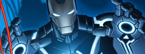 New in Marvel AR 12/5/12