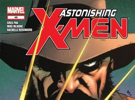 ASTONISHING X-MEN (2004) #46
