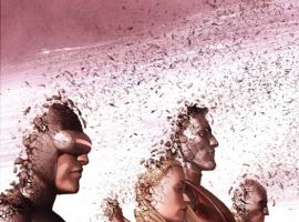 Image Featuring Colossus, Cyclops, Emma Frost, Rogue, Wolverine