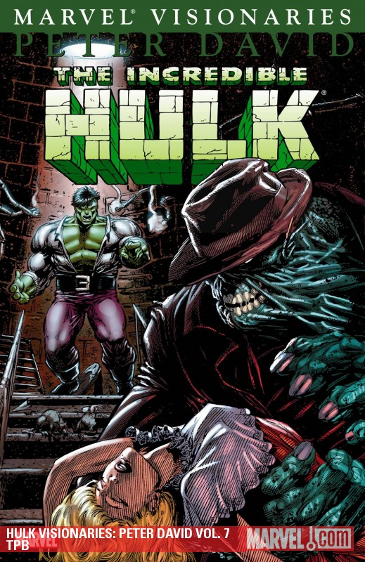 Hulk Visionaries: Peter David Vol. 7 (Trade Paperback)