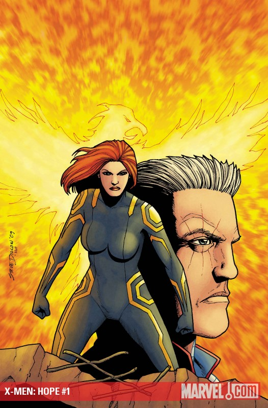 X-Men: Hope (2010) #1