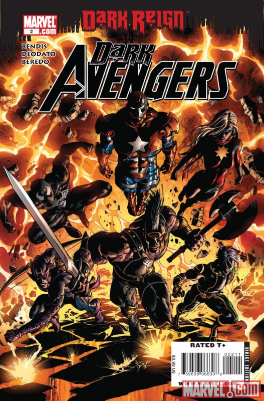 Dark Avengers (2009) #2