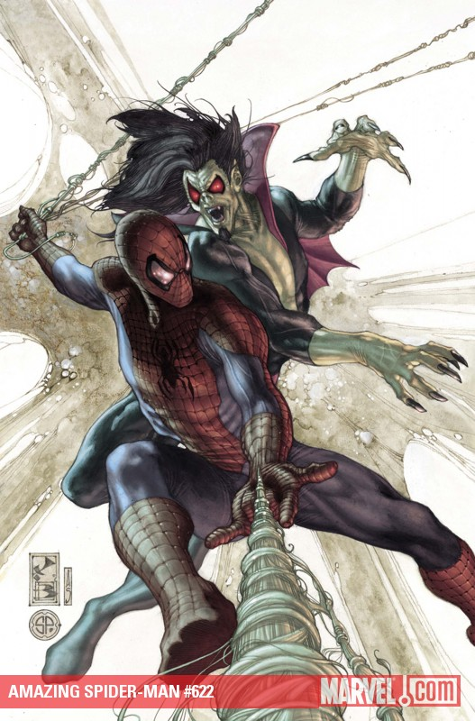 Amazing Spider-Man (1999) #622